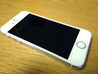 iPhone 5s 16GB Silver - Unlocked with AppleCare