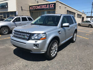 2014 LANDROVER LR2 IMPECCABLE NAVIGATION 8 MAGS