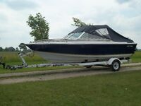 1986 Four Winns Horizon 190 bowrider