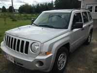 2010 Jeep Patriot SUV-LOW KM-GREAT SHAPE-GREAT PRICE