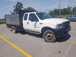 2003 Ford F-550 7.3 Litre Pickup Truck [[TRADE or SELL or BOTH]]