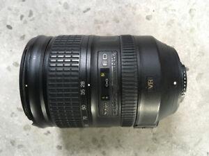 Zoom Nikon 28-300mm