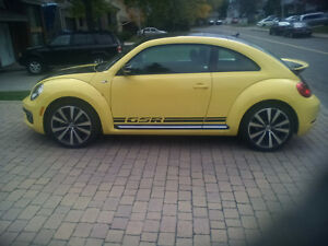 2014 Grs Turbo. 220 HP  Beetle Special Addition
