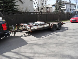 1997 Dayco 18ft car/utility trailer, updated bearings Only $2450