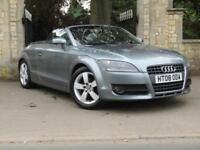 2008 Audi TT 2.0T FSI 2dr 2 door Convertible