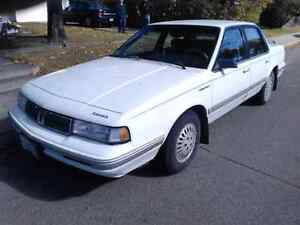 1993 Oldsmobile cutlass