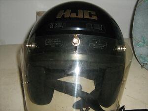 HJC Motorcycle Helmet - large
