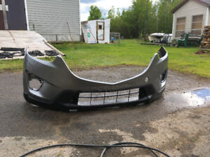 Mazda 3 front bumper in really good condition!!!
