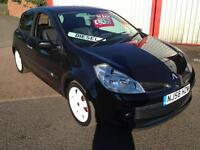 Renault Clio 1.5dCi 86 ( a/c ) Dynamique S ONLY £30 POUND A YEAR ROAD TAX