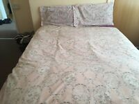 Cosy double bed duvet