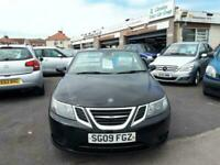 2009 Saab 9-3 1.9 TiD Diesel Vector Convertible From £4,495 + Retail Package CON
