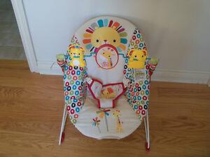 Baby Seat & bath stuff
