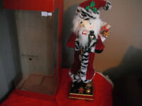 NUTCRACKER - 24-INCH MUSICAL FROM BOMBAY CO. STORE