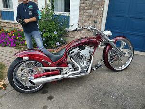 2007 ironhorse custom