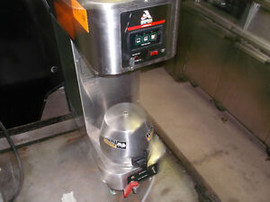 Coffee Warmer /w Tea Spout #669-14