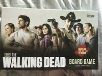 The walking dead board game used