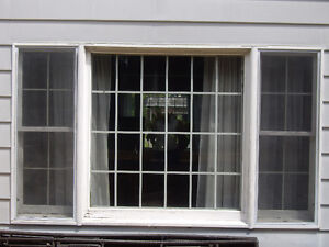Several size used windows