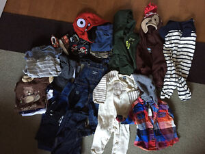 Boy clothes, 6m, some 6-12m, great condition