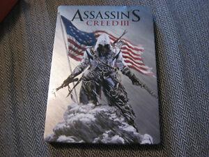 Case de collection pour Assassin's creed 3