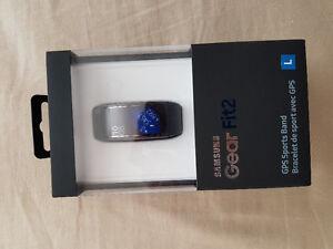 Samsung Gear Fit2 Large (Grey) $95.00