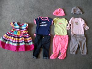 7 Newborn Outfits