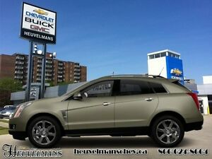 2012 Cadillac SRX Luxury  Performance Collection