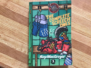 The Complete Screech Owls Hockey Books - Vol 1 by Roy MacGregor