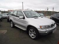 BMW X5 3.0i Auto Sport. Full leather. 12 Months MOT