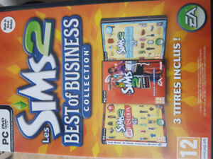 The Sims 2 : Business collection.