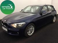 £215.19 PER MONTH 2012 BMW 116 1.6 EFFICIENT DYNAMICS 5 DOOR HATCH DIESEL MANUAL