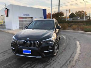 2017 BMW X1, Premium - Lease Takeover for 2 years - Super Clean