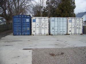 Self Storage Containers For Rent/ 8 x 10 ft  or 8 X 20ft Monthly
