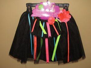 Dollie & Me Brand Girls Black Tulle Skirt (Size 10) Oakville / Halton Region Toronto (GTA) image 1