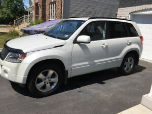 Suzuki Grand Vitara 2009 120 000 Km – Transmission Automatique