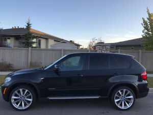 2011 BMW X5 35d SUV 7 Seater Winter Wheels Included