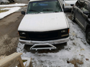 Gmc3500 2wd need gone