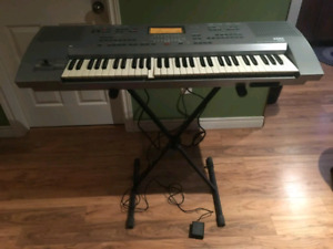 Korg iS50 Keyboard with Accessories