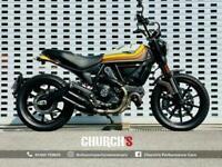 Ducati Scrambler 800 SCRAMBLER MACH 2.0