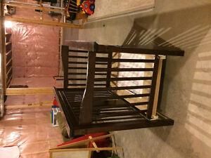 Crib and matress London Ontario image 5