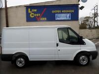 Ford Transit 260 SWB AIR CON 100 PS