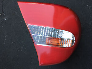 Toyota Camry 02 Rear light assembly working  good condition