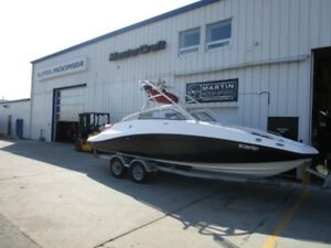2007 Sea-Doo 230 Wake