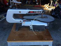 "16"" skil scroll saw"