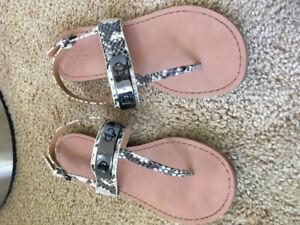 Coach Sandals (Size 6)