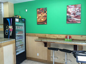 Profitable Pizza Shop in Downtown Vancouver- Non Franchise! Downtown-West End Greater Vancouver Area image 2