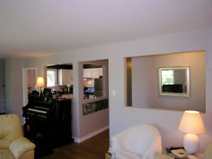 Newly renovated apartment in West end 3 bedroom Nov, Dec or Jan