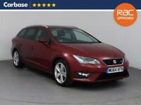 2014 SEAT LEON 1.4 TSI ACT 150 FR 5dr [Technology Pack] Estate