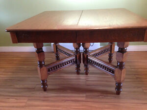 Antique Dining Table (only)