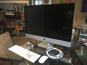 "Mid 2011 27"" iMac (24GB RAM) - in Great Condition!"
