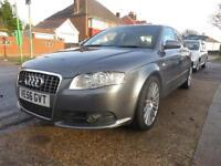 2007 Audi A4 2.0 TFSI S Line Special Edition 4dr